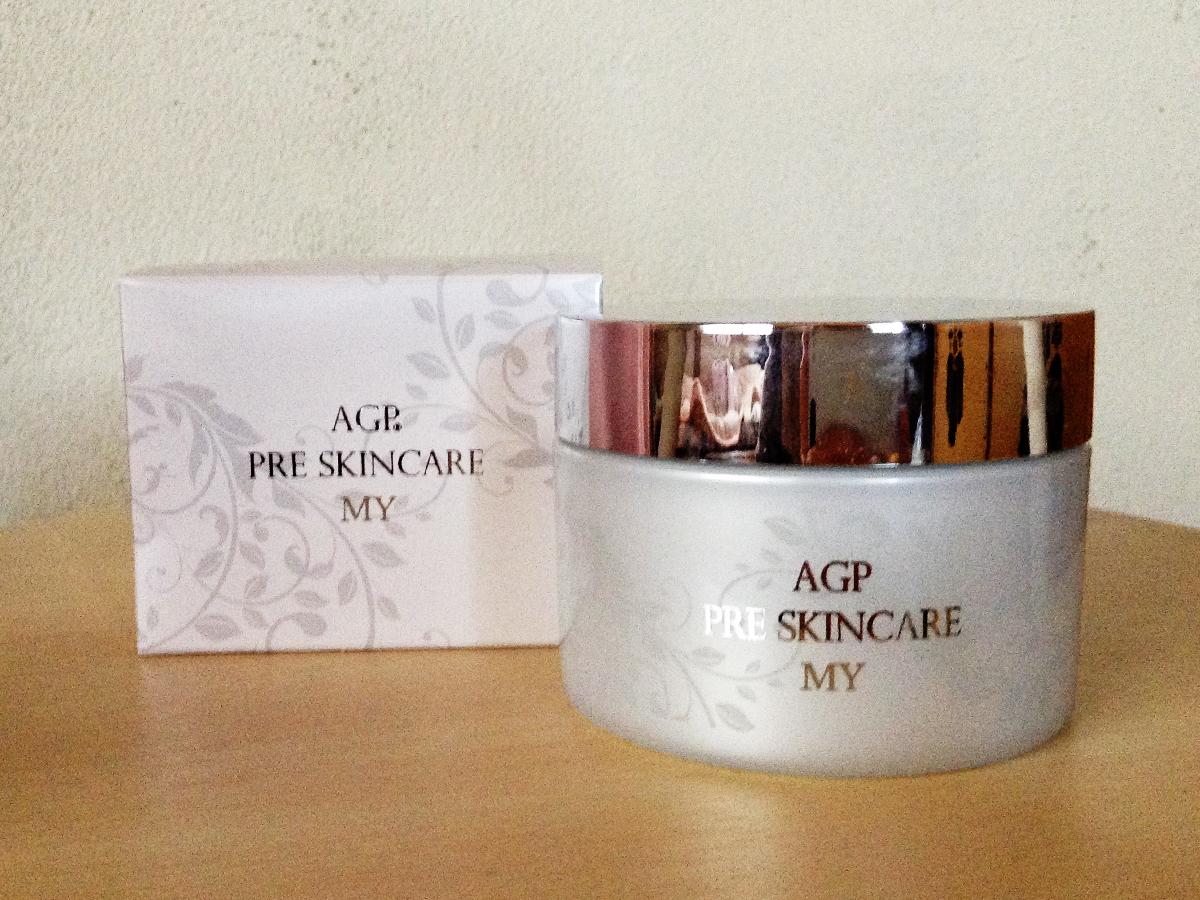 A&P化粧品 AGPプレスキンケアMYクリーム