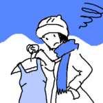 『誰がアパレルを殺すのか』挿絵イラスト