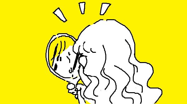 『これ一冊でわかるメイクの基本』挿絵イラスト