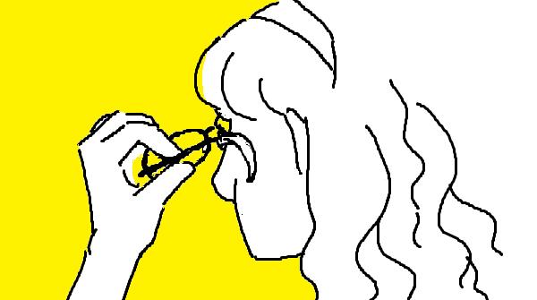 野宮真貴『おしゃれはほどほどでいい』挿絵イラスト