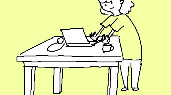 『部屋を活かせば人生が変わる』挿絵イラスト