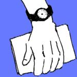 『ニューヨークの美しい人をつくる「時間の使い方」』挿絵イラスト