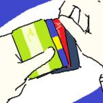 『スマホ断食』挿絵イラスト