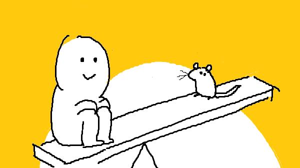 『レバレッジ・シンキング』挿絵イラスト