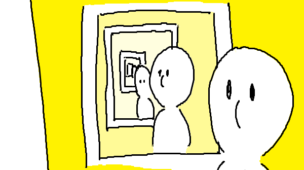 『西洋美術史入門』挿絵イラスト